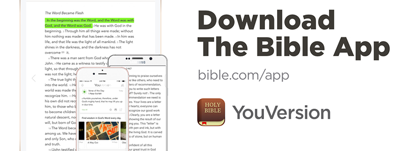 Read The Bible on a Device of your Choice • Assembly of God Church